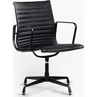 Fotel biurowy Alaska Black czarny MaloDesign