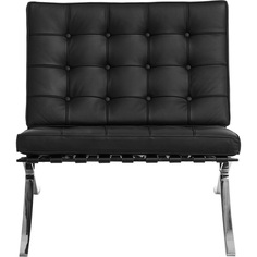 Fotel Barcelon Eco czarny D2.Design
