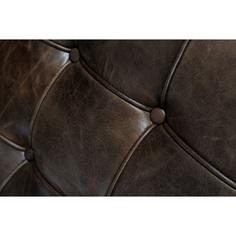 Fotel Barcelon Vintage ciemny brąz D2.Design