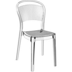 Krzesło BEE przezroczyste