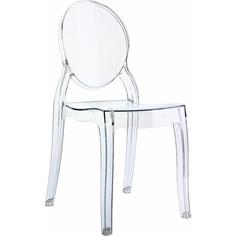 Krzesło BABY ELIZABETH przezroczyste