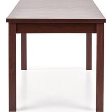 MAURYCY stół ciemny orzech BRAK ZDJECIA