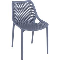 Krzesło AIR ciemnoszare