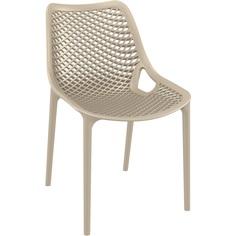 Krzesło AIR szarobrązowe
