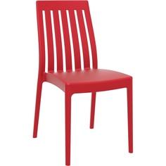 Krzesło SOHO czerwone