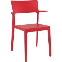 Krzesło PLUS czerwone