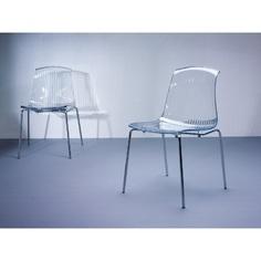 Krzesło ALLEGRA przezroczyste