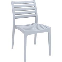 Krzesło ARES srebrnoszare