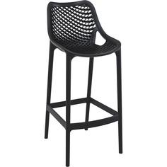 Krzesło AIR BAR 75 czarne