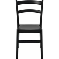Krzesło TIFFANY czarne