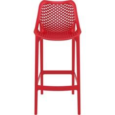 Krzesło AIR BAR 75 czerwone
