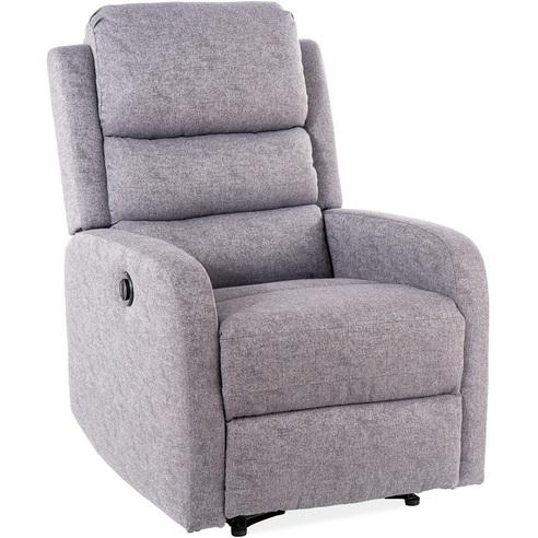 Fotel tapicerowany rozkładany Pegaz...