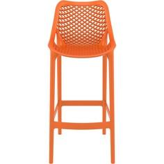 Krzesło AIR BAR 75 pomarańczowe