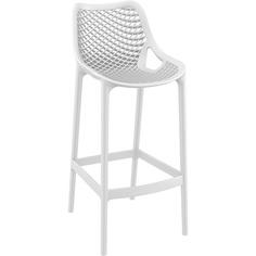 Krzesło AIR BAR 75 białe