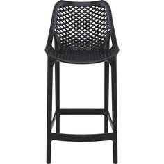 Krzesło AIR BAR 65 czarne