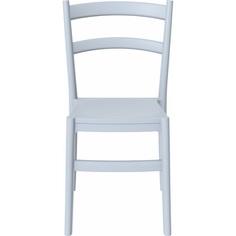 Krzesło TIFFANY srebrnoszare