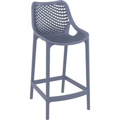 Krzesło AIR BAR 65 ciemnoszare