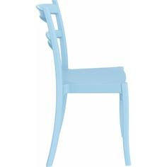 Krzesło TIFFANY jasne niebieskie