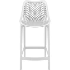 Krzesło AIR BAR 65 białe