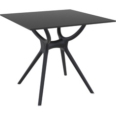 Stół AIR TABLE 80 czarny