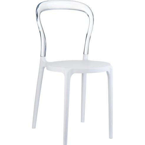 Krzesło z tworzywa MR BOBO...