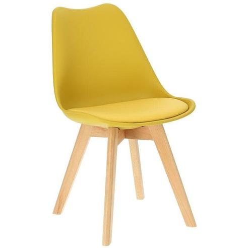 Krzesło Norden Cross żółte