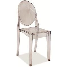 Krzesło Martin transparentny