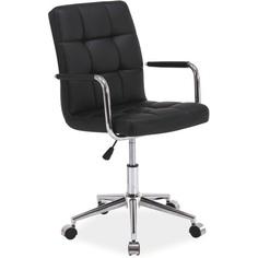 Fotel Obrotowy Q-022 czarny