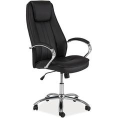 Fotel obrotowy Q-036 czarny