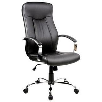 Fotel obrotowy Q-052 czarny