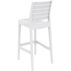 Krzesło ARES BAR 75 białe