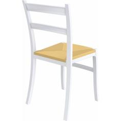 Krzesło TIFFANY-S białe