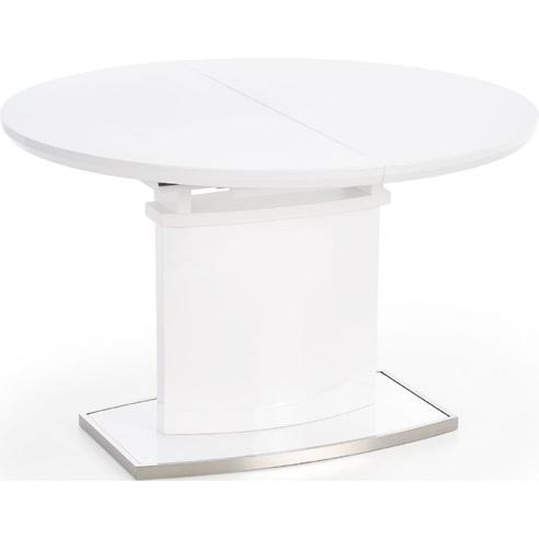 Stół rozkładany na jednej nodze...
