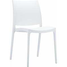 Krzesło MAYA białe