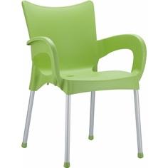 Krzesło ROMEO jasne zielone