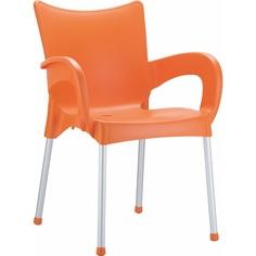 Krzesło ROMEO pomarańczowe