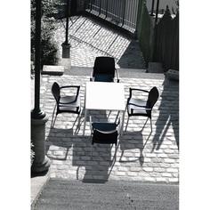 Krzesło DOLCE czarne
