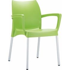 Krzesło DOLCE jasne zielone