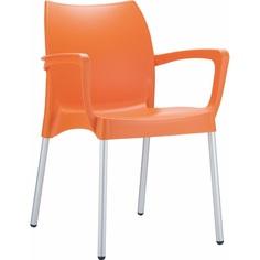 Krzesło DOLCE pomarańczowe