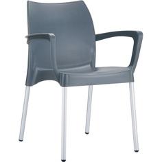Krzesło DOLCE ciemnoszare