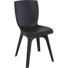 Krzesło MIO PP czarne / czarne
