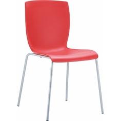 Krzesło MIO czerwone
