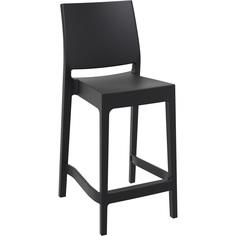 Krzesło MAYA BAR 65 czarne