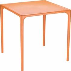 Stolik MANGO pomarańczowy