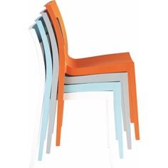 Krzesło LUCCA-T białe