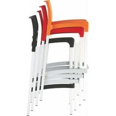 Krzesło barowe GIO beżowe