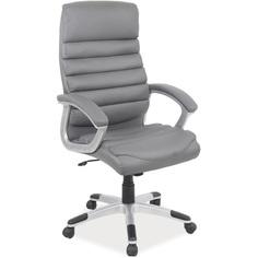 Fotel obrotowy Q-087 szary