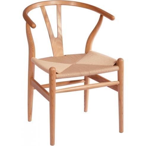 Krzesło drewniane designerskie Bonbon...