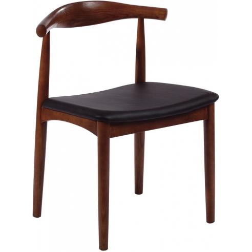 Krzesło drewniane designerskie Classy...