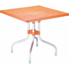 Stolik FORZA pomarańczowy
